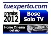 Altavoz para television Bose Solo