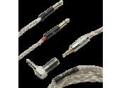 Meze 99 Cable Balanceado Plata