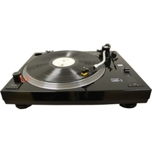 Music Hall USB-1 Giradisco manual. Pitch control. Capsula Audio Technica AT3600L