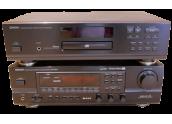 Denon AVR-600RD + DCD335