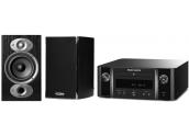 Marantz MCR412 + Polk Audio...