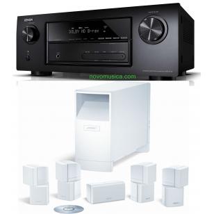 Home Cinema Denon AVR2113 + Bose Acoustimass 10 SIV sistema 2130DB