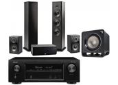 Denon AVRX1600 + Polk Audio...