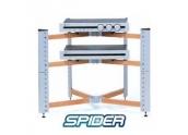 Mueble Finite Element Spider K90.3