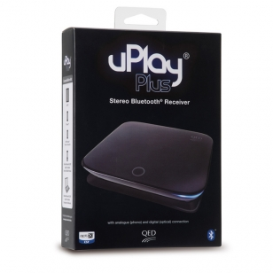 Receptor Bluetooth QED uPlay Plus