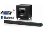 Barra de sonido JBL SB 400 Entradas HDMI, optica, coaxial, analógica, BLUETOOTH,