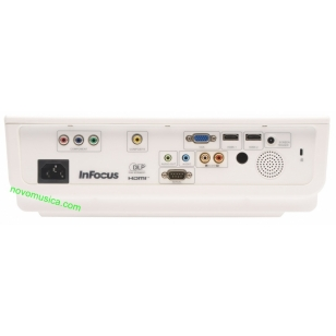 Proyector 3D Infocus SP8600HD 3D 2700 ANSI, Infocus SP8600HD 3D, Contraste 40.00