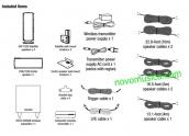 Altavoces Home Cinema Harman Kardon HKTS35 subwoofer 200 Watios WIFI