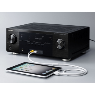 Pioneer VSX-10219 canales x 150W. Made for iPad. Internet Radio, AirPlay y DLNA