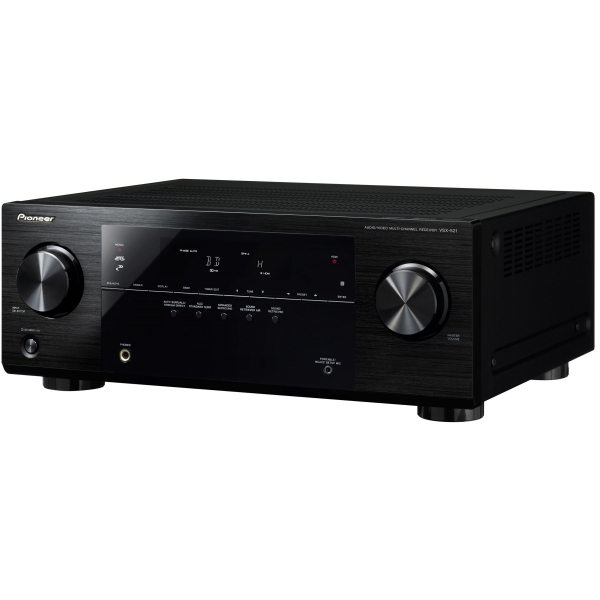 Pioneer VSX-521 5 canales x 130Watios. Calibración automática MACC