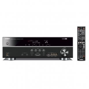 Yamaha RX-V371 receptor AV de 5 canales x 100W. 4 entradas HDMI 1.4 3D y retorno