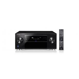 Pioneer VSX-LX55 Receptor AV multicanal 9.1 THX Select Ultra 2,Frontal de alumin