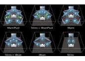 Yamaha YSP-4100 proyector de sonido