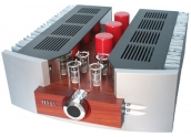 Pathos Inpol 2 Amplificador integrado 2x45 w. Amplificación hibrida. Salida