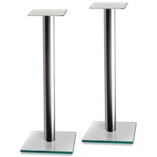 Norstone Epur Stand Pareja de soportes de suelo para altavoz estantería en acero