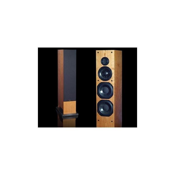Proac Carbo Pro 8 altavoz de suelo de 3 vías con tweeter de cinta y conos de fib