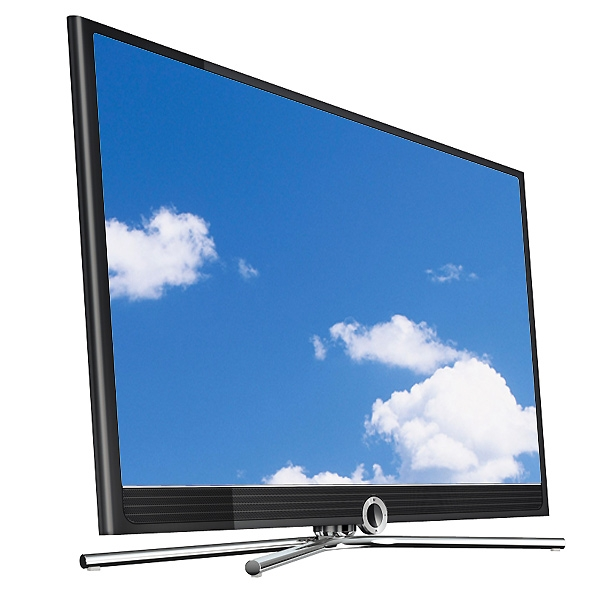 Loewe Lancia La Tv 3d : Television loewe connect led d