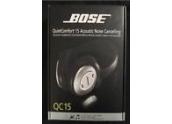 Bose Quietcomfort 15 auriculares con cancelacion de ruido activa Noice Cancellin