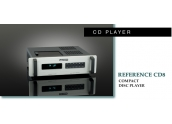 Audio Research CD 8 Lector CD de referencia. Dac interno con salida a valvulas,