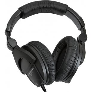 Sennheiser HD280 PRO auriculares Pro/DJ dinámico cerrado plegable para ahorro de