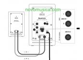 Altavoces Activos Audio Pro Addon Five altavoces auto amplificados con potencia