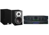 Equipo sonido Cambridge Audio Topaz AM5 + CD5 + Dali Zensor 1