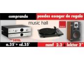 Music Hall a.35 y cd.35