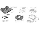 Bose 131 altavoz empotrable exterior intemperie