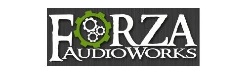 Forza AudioWorks Cable Auricular